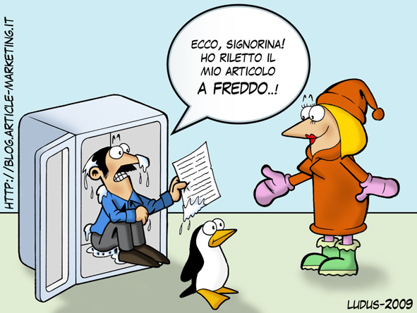 Vignetta article marketing